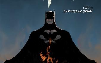 Batman Yeni 52 – Baykuşlar Şehri