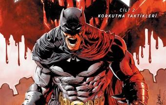 Batman Yeni 52 – Dedektif Hikayeleri – Korkutma Taktikleri