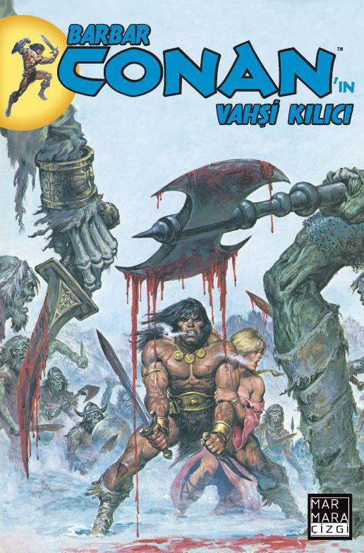 Conan çizgi Roman Oku