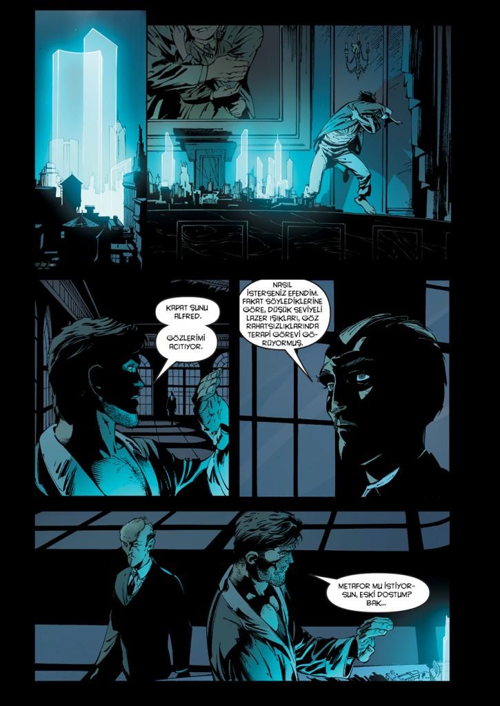 Batman Baykuslar Sehri 3