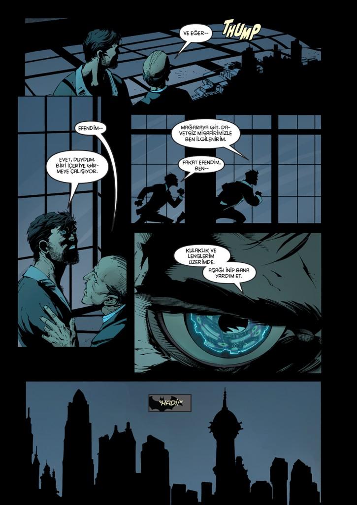 Batman Baykuslar Sehri 5