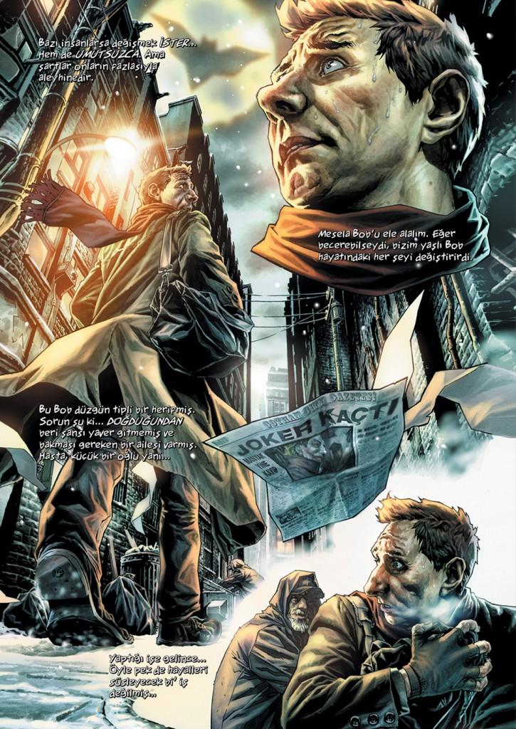 Batman Noel İç Sayfalar (10)