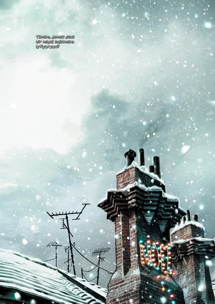Batman Noel İç Sayfalar (1)