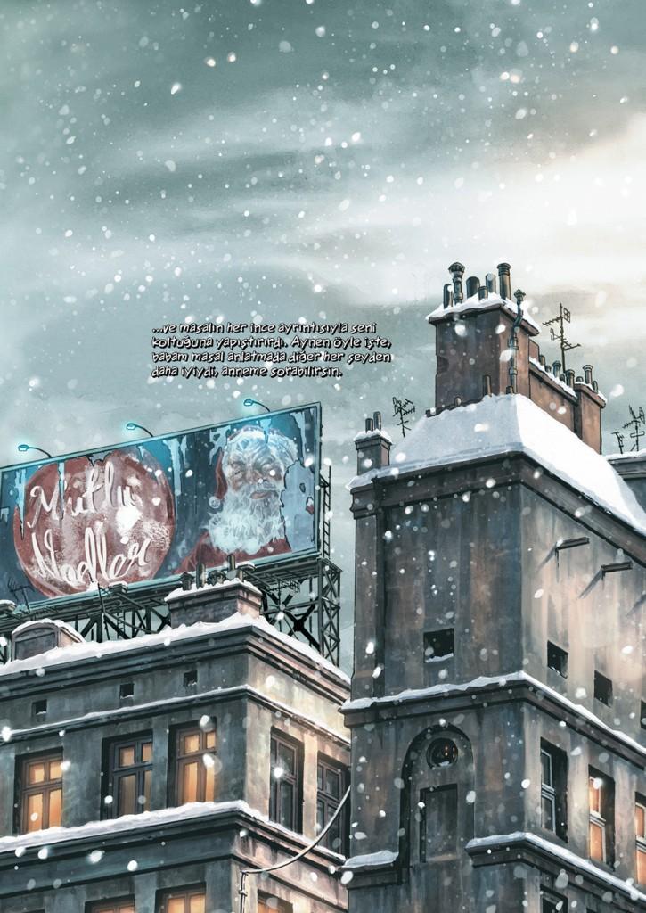 Batman Noel İç Sayfalar (3)
