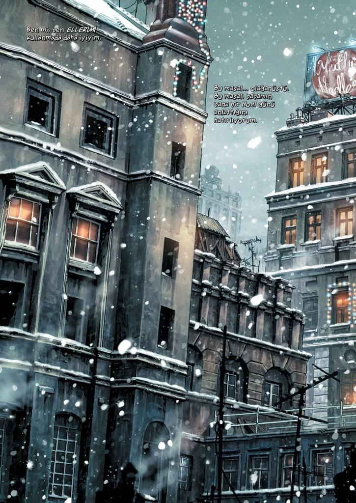 Batman Noel İç Sayfalar (4)