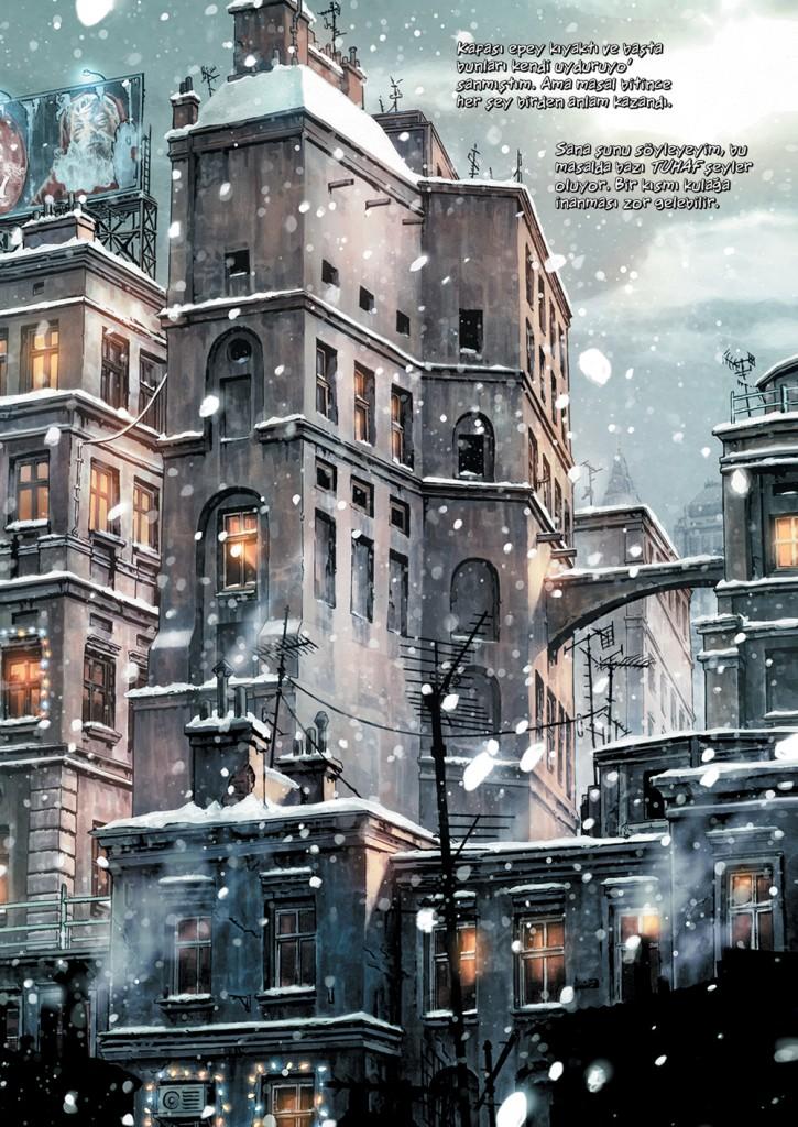 Batman Noel İç Sayfalar (5)