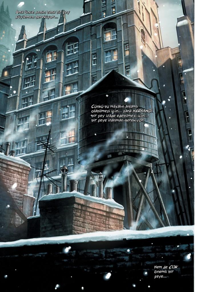 Batman Noel İç Sayfalar (6)