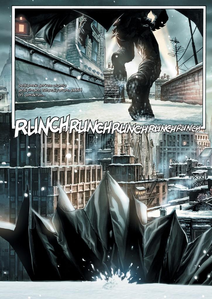 Batman Noel İç Sayfalar (8)