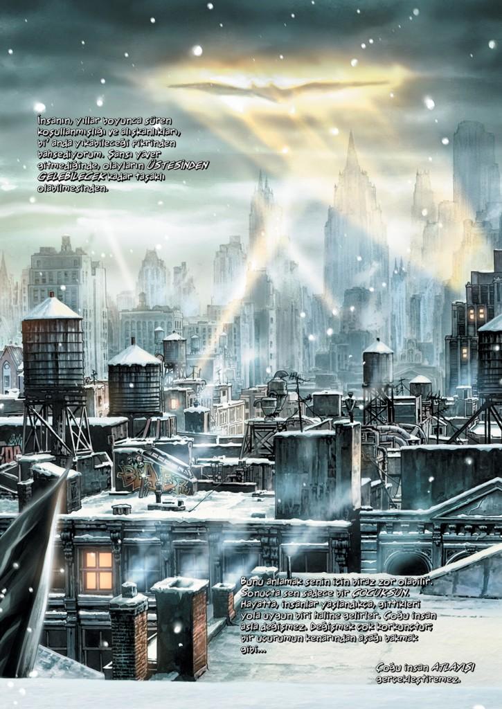 Batman Noel İç Sayfalar (9)