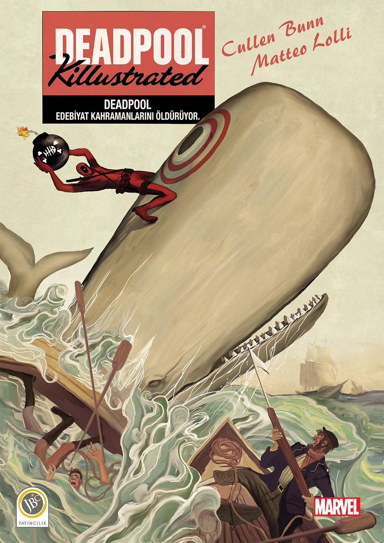 Deadpool çıktı çizgi Roman Oku