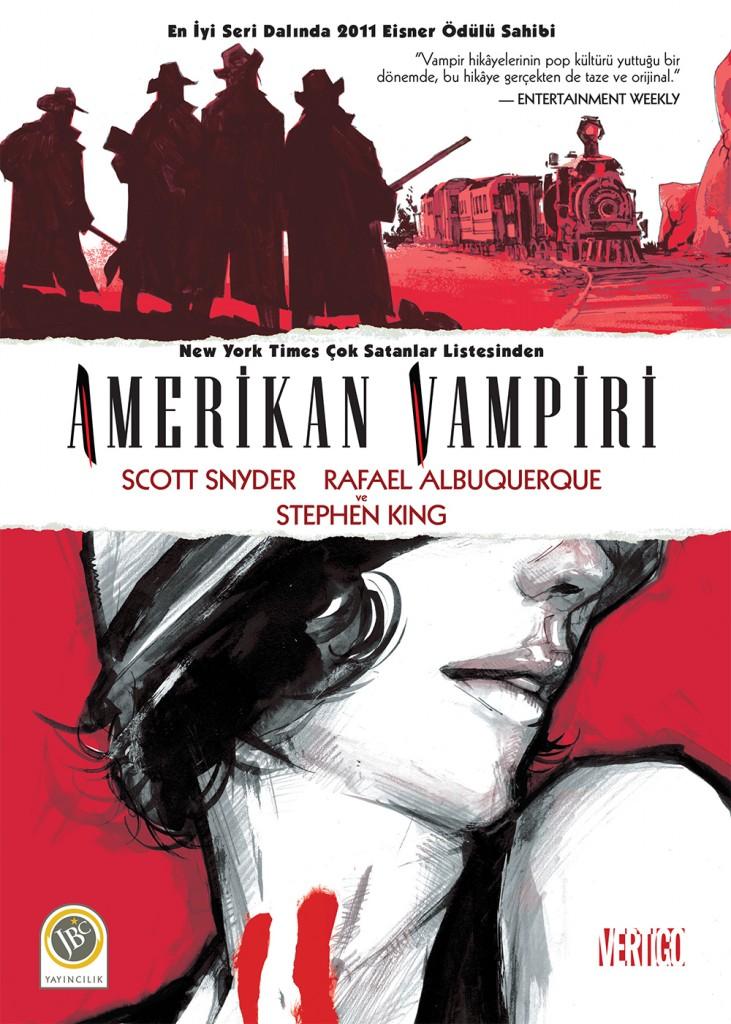 Amerikan Vampiri 1 Kapak
